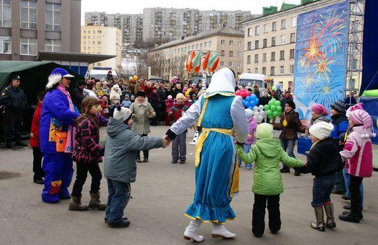Североморску исполнилось 59 лет